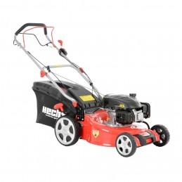 The mower, self-propelled...