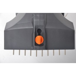 Lapų pustuvas-rinktuvas, elektrinis 3.0kW, HECHT 3001