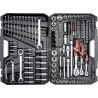 YATO CrV 150 vnt. įrankių rinkinys