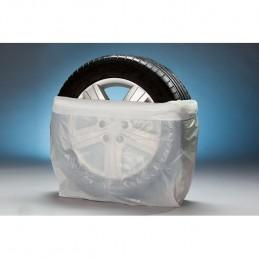 Tires pillowcase 70 + 40x110cm XXL PREMIUM (100pcs)