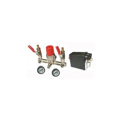 Compressor accessories, spare parts