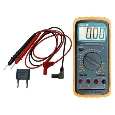 Multimeters, thermometers, refractometers