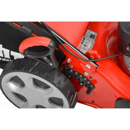 Pļāvējs, pļāvējs pašgājējs mašīna 543 HECHT degvielas SW 5in1