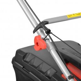 The mower, self-propelled mower, gasoline HECHT 546 SX
