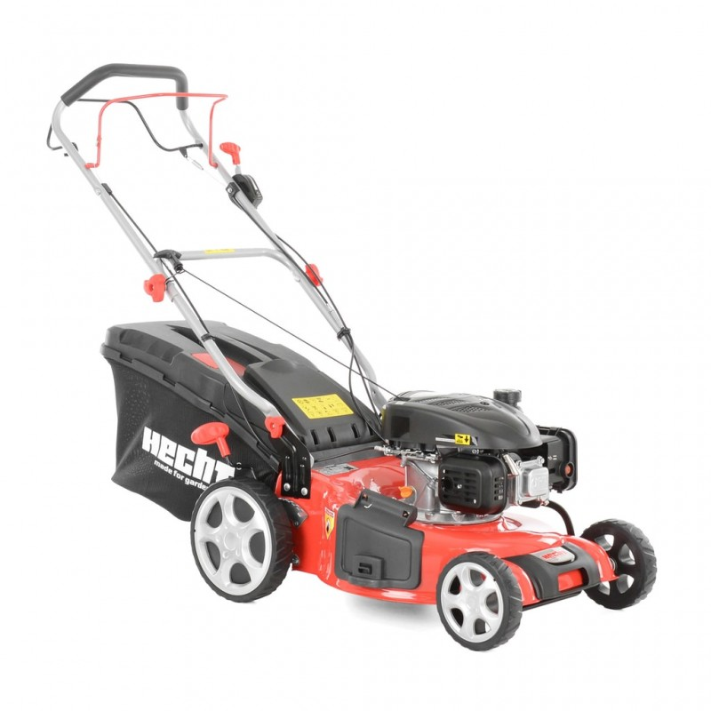 The mower, self-propelled mower, gasoline HECHT 547 SXW 5in1