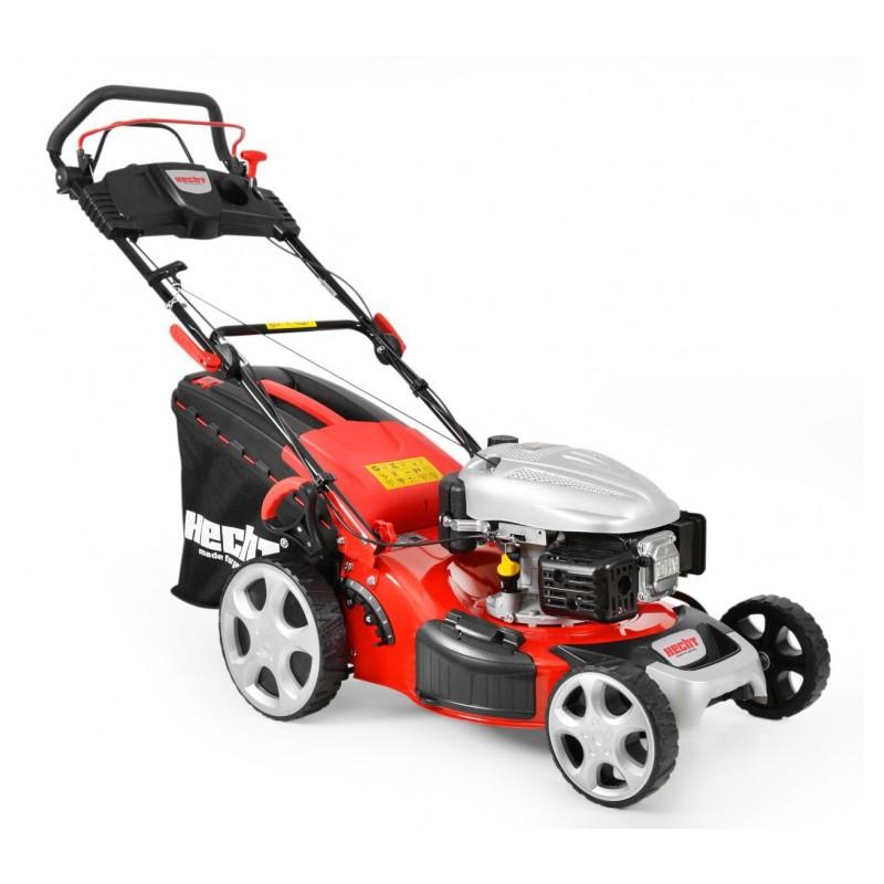 The mower, self-propelled mower, gasoline HECHT 548 SW 5in1