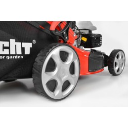 The mower, self-propelled mower, gasoline HECHT 5484 SX 5in1