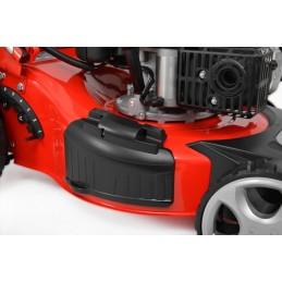 The mower, self-propelled mower, gasoline HECHT 548 SWE 5in1