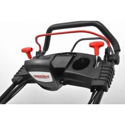 The mower, self-propelled mower, gasoline HECHT 5484 SXE 5in1