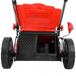 The mower, self-propelled mower, gasoline HECHT 551 SX 5in1
