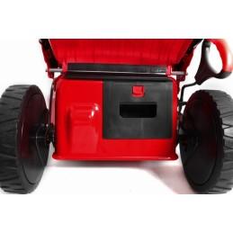 Косилка самоходная газонокосилка, бензиновый HECHT 553 SW 5в1