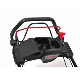 The mower, self-propelled mower, gasoline HECHT 553 SW 5in1