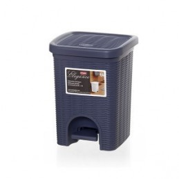 Trash 6ltr. blue Italy...