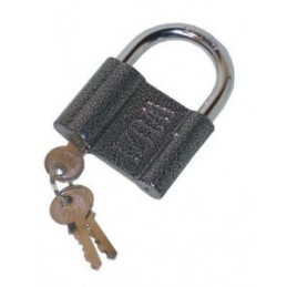 The lock is mounted 80mm....