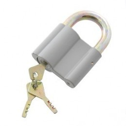 The lock is mounted 50mm....