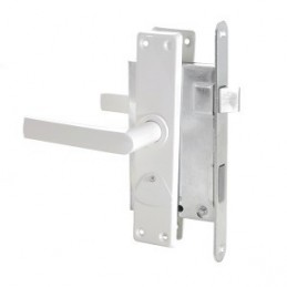 Mortice lock with 3 keys...
