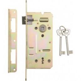 Mortice lock 90 / 50mm. Two keys VOREL Y-78501