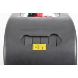 Šakų smulkintuvas 2,8kW, smulkinimo tipas-peiliai, HECHT 6284 XL