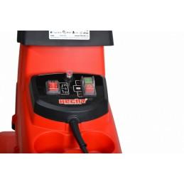 Šakų smulkintuvas 2,8kW, smulkinimo tipas-kumpliaratis, HECHT 6285 XL
