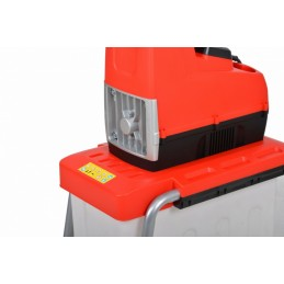 Chipper 2,8kW, crushing-type kumpliaratis, HECHT 6285 XL