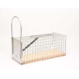 Trap-cage for rodents 12x5x5cm.