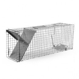 Trap-cage for rodents...
