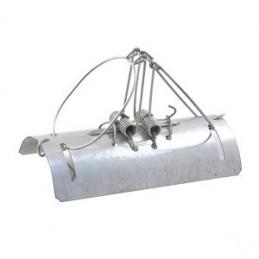 15x7x9cm mole traps. metal...