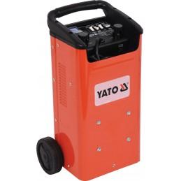 Pakrovėjas-paleidėjas, 12V, 300A/24V, 240A, 600Ah YATO YT-83060