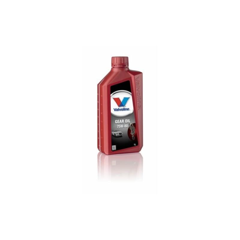 Transmisijos alyva VALVOLINE GEAR OIL GL-4 75W80 1L, Valvoline