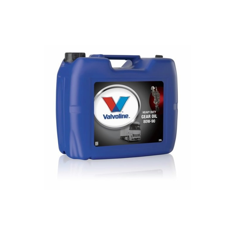Transmisijos alyva LIGHT & HD GEAR OIL 80W90 20L, Valvoline