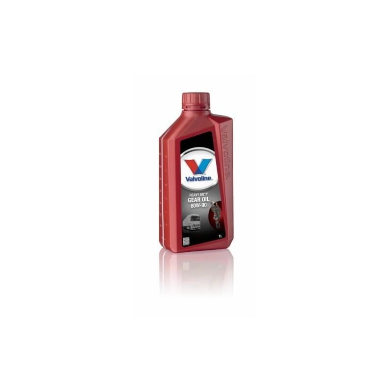 Transmisijos alyva LIGHT & HD GEAR OIL 80W90 1L, Valvoline