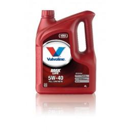 MAXLIFE engine oil 5W40 4L,...