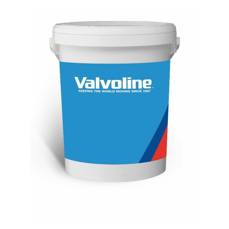 Tepalas Lithium grease SEMI FLUID 00 18kg, Valvoline