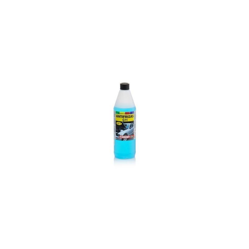 Antfrizas -35°C, 1kg. mėlynas G11, ECONOMY LINE
