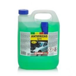 Antfrizas -35°C, 5kg. žalias G11, ECONOMY LINE