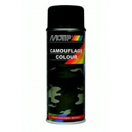Purškiami dažai MOTIP Camouflage RAL 8027 brown 400ml, Motip