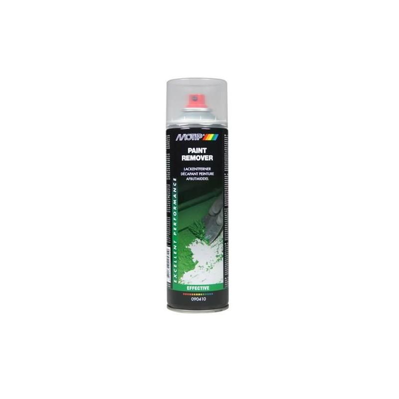 Dažų pašalinimo priemonė Paint Remover 500ml, Motip