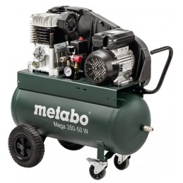 Kompresorius 50l. 320L/min, 10bar, Mega 350-50W METABO