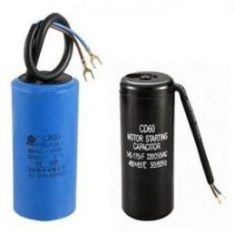 Kondensatorių komp. (2vnt) kompresoriui V-0.6/8 220V