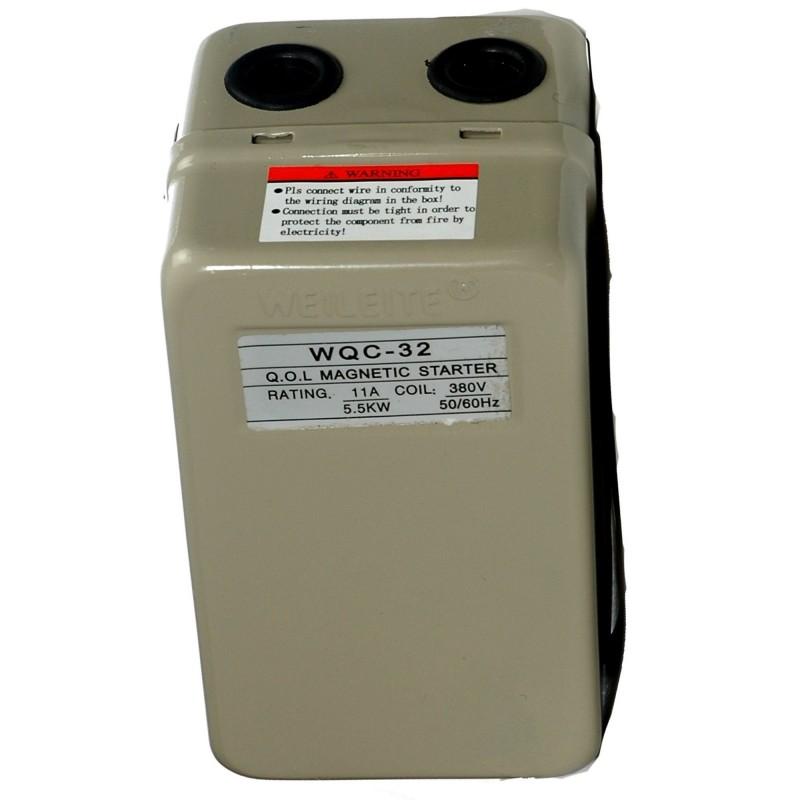 Magnetinis paleidėjas 11A, 5.5kW. Atsarginė dalis