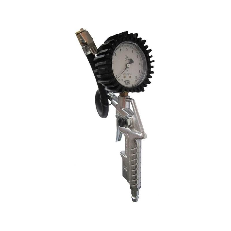 Pripūtimo pistol. su manometru