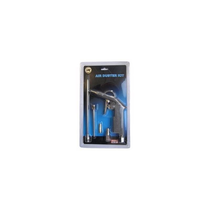 Prapūtimo pistoletas ir antgalių rinkinys (3vnt.)