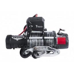 Elektrinė gervė (X-Power) 12V 9500Lbs (Sintetinis lynas)