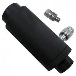 Hidraulinis cilindras 18.2t su kiauryme