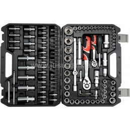 Yato CrV 108 vnt. įrankių rinkinys
