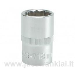 Galvutės 8-32mm. 1/2 dvylikabriaunė YATO 1270-92