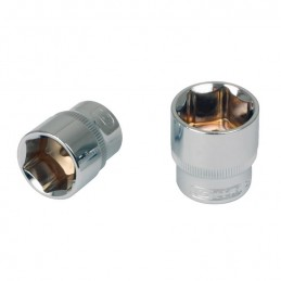 "CHROME+ galvutė, 3/8"", 10mm, KS tools"