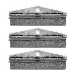 Šveitimo antgaliai (3vnt) honingavimo įrankiui 19-63mm YT-05810