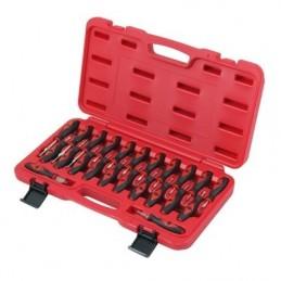 Laidų įrankių rinkinys 23vnt. aušinimo jutikliams, laidynams, gnybtų blokams