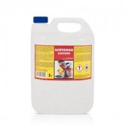Acetonas 5,0ltr. SAVEX